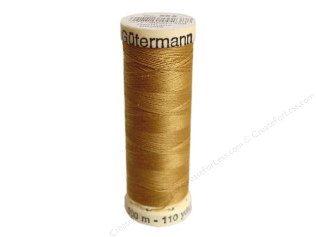 Gutermann Sew-All Thread 110 yd. #865 Gold