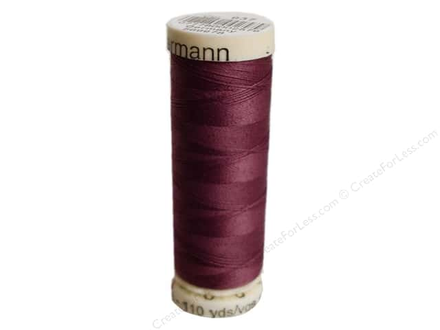 Gutermann Sew-All Thread 110 yd. #937 Dewberry
