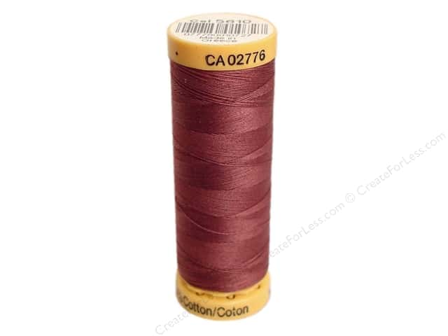 Gutermann 100% Natural Cotton Sewing Thread 109 yd. #5610 Light Plum