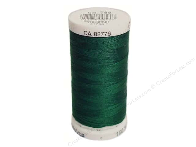 Gutermann Sew-All Thread 273 yd. #788 Dark Green
