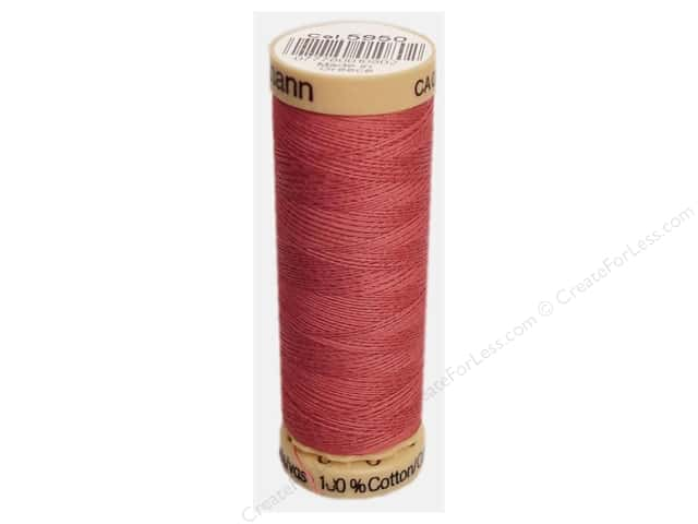 Gutermann 100% Natural Cotton Sewing Thread 109 yd. #5950 Geranium