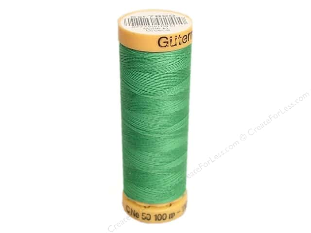 Gutermann 100% Natural Cotton Sewing Thread 109 yd. #7890 Spearmint