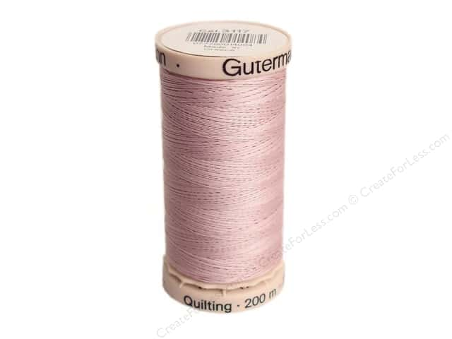 Gutermann Hand Quilting Thread 220 yd. #3117 Wing Tip
