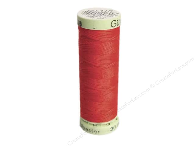 Gutermann Top Stitch Heavy Duty Thread 33 yd. #410 Scarlet