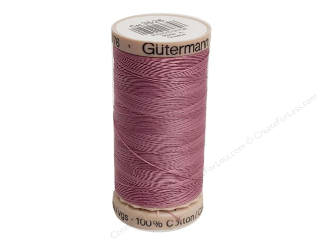 Gutermann Hand Quilting Thread 220 yd. #3526 Dark Lilac