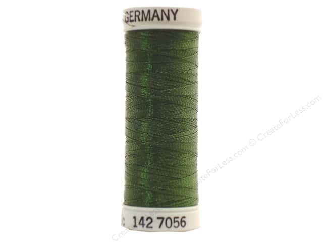 Sulky Original Metallic Thread 165 yd. #7056 Pine Green