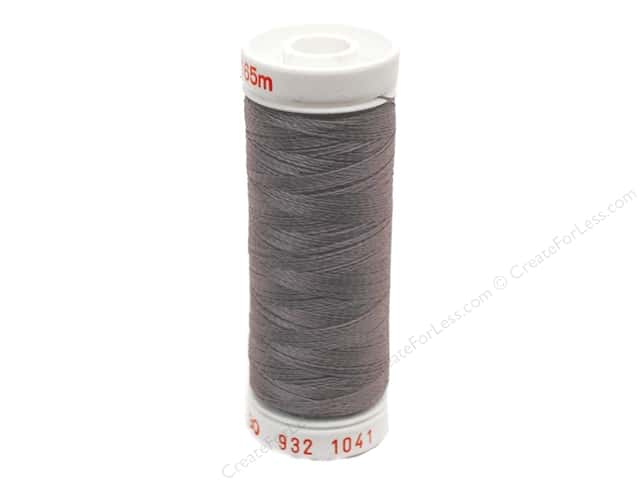 Sulky Rayon Thread 30 wt. 180 yd. #1041 Medium Dark Grey