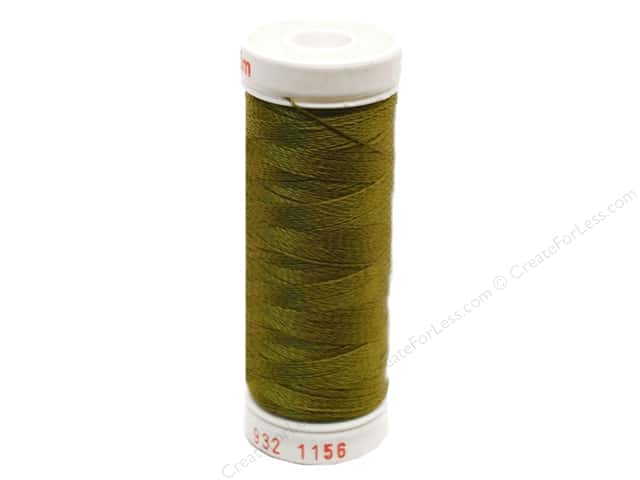 Sulky Rayon Thread 30 wt. 180 yd. #1156 Light Army Green
