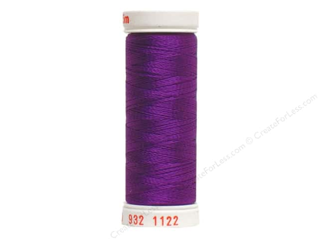 Sulky Rayon Thread 30 wt. 180 yd. #1122 Purple