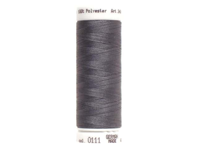 Mettler PolySheen Embroidery Thread 220 yd. #0111 Whale