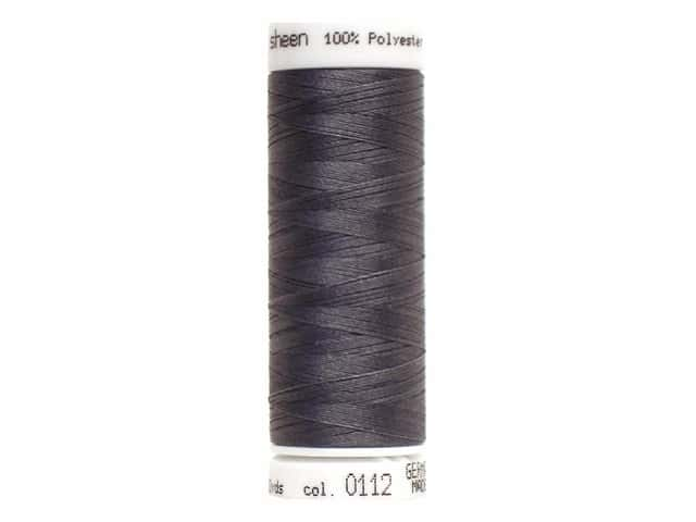 Mettler PolySheen Embroidery Thread 220 yd. #0112 Leadville