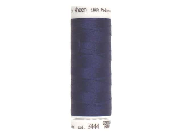 Mettler PolySheen Embroidery Thread 220 yd. #3444 Concord