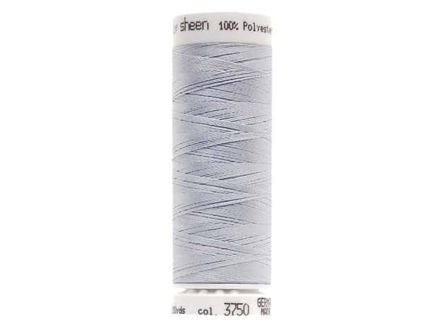 Mettler PolySheen Embroidery Thread 220 yd. #3750 Winter Frost