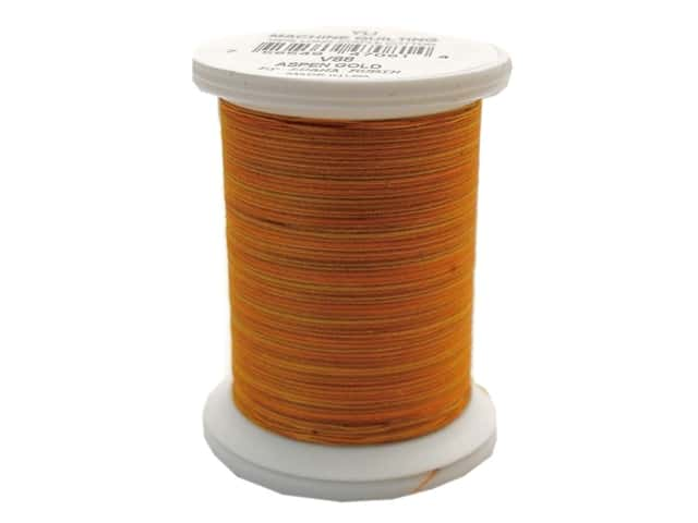 YLI Machine Quilting Thread 500 yd. #V88 Aspen Gold