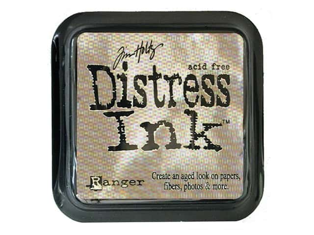 Tim Holtz Distress Ink Pad by Ranger Frayed Burlap