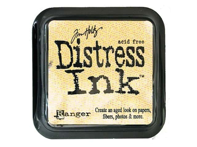 Tim Holtz Distress Ink Pad by Ranger Scattered Straw
