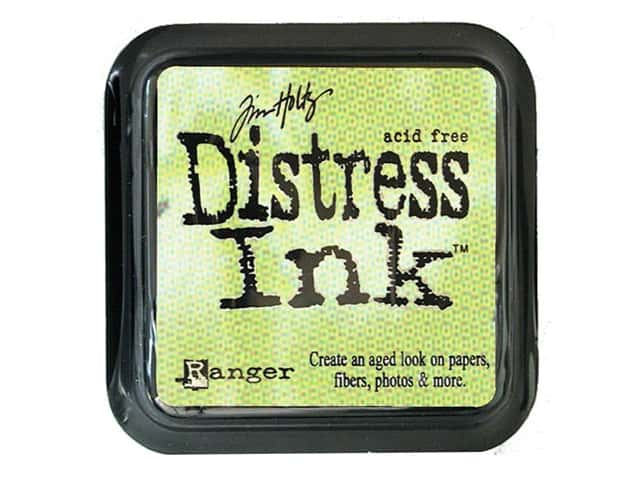 Tim Holtz Distress Ink Pad by Ranger Shabby Shutters