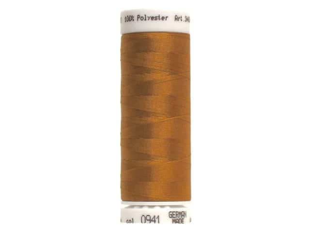 Mettler PolySheen Embroidery Thread 220 yd. #0941 Golden Grain