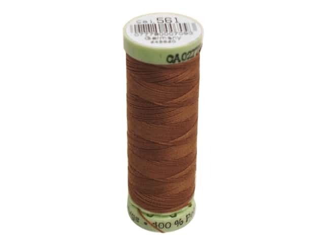 Gutermann Top Stitch Heavy Duty Thread 33 yd. #561 Bittersweet