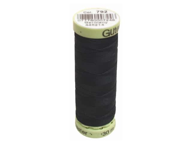 Gutermann Top Stitch Heavy Duty Thread 33 yd. #792 Forest Green