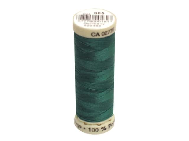 Gutermann Sew-All Thread 110 yd. #685 Nile Green