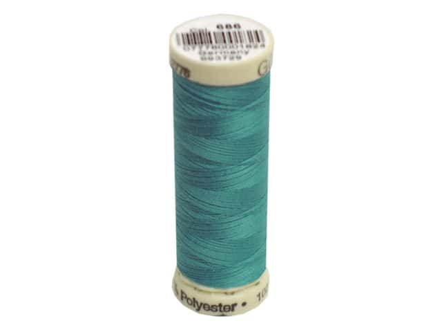 Gutermann Sew-All Thread 110 yd. #686 Blue Turquoise