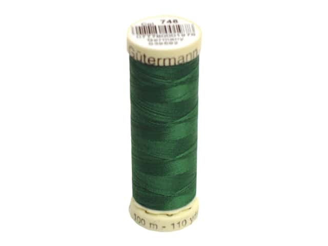 Gutermann Sew-All Thread 110 yd. #748 Green