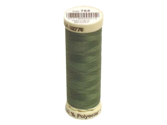 Gutermann Sew-All Thread 110 yd. #765 Dusty Green