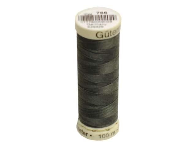Gutermann Sew-All Thread 110 yd. #766 Khaki Green