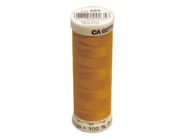 Gutermann Sew-All Thread 110 yd. #860 Sunflower