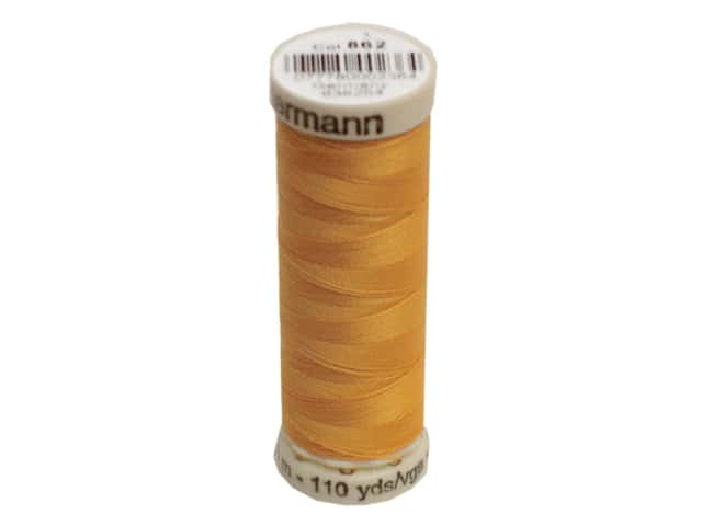 Gutermann Sew-All Thread 110 yd. #862 Autumn Gold