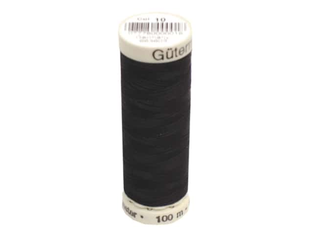 Gutermann Sew-All Thread 110 yd. #010 Black