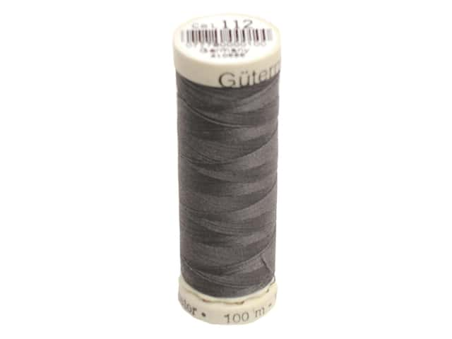 Gutermann Sew-All Thread 110 yd. #112 Gray