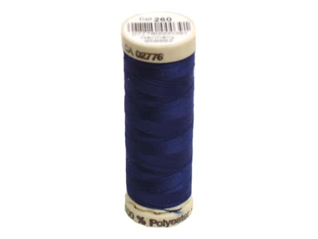 Gutermann Sew-All Thread 110 yd. #260 Royal Blue