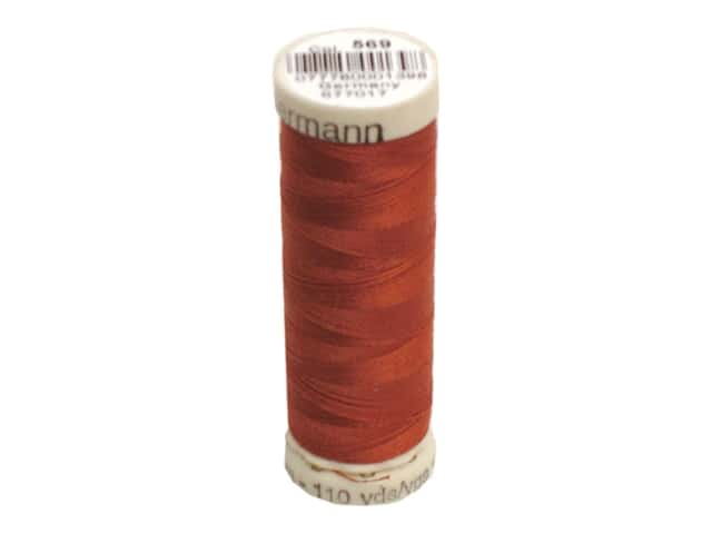 Gutermann Sew-All Thread 110 yd. #569 Henna