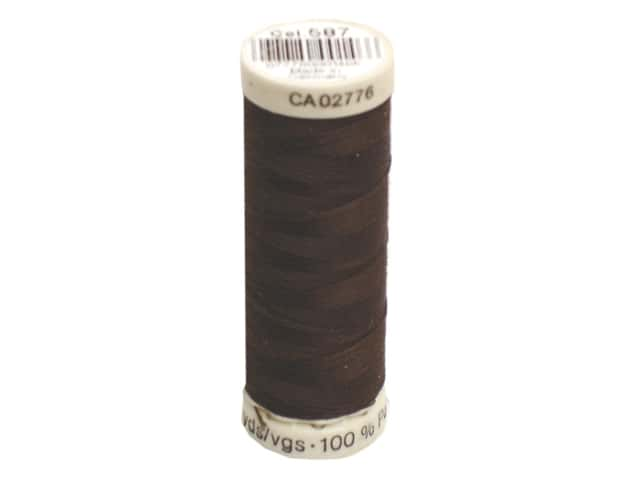 Gutermann Sew-All Thread 110 yd. #587 Espresso