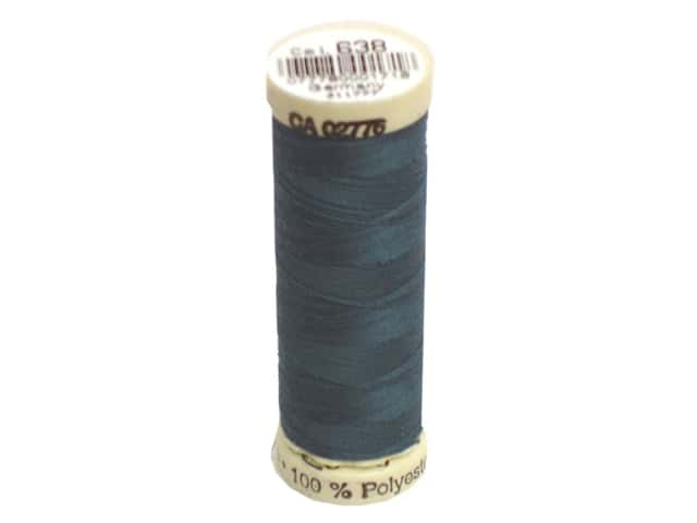 Gutermann Sew-All Thread 110 yd. #638 Deep Teal
