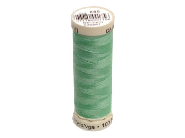 Gutermann Sew-All Thread 110 yd. #655 Aqua