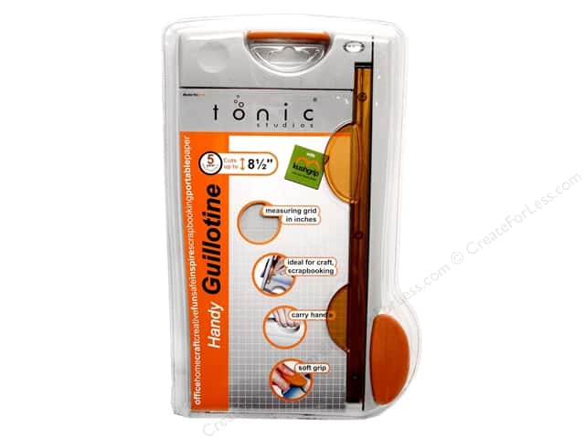 "Tonic Studios Guillotine 8.5"" Paper Trimmer"
