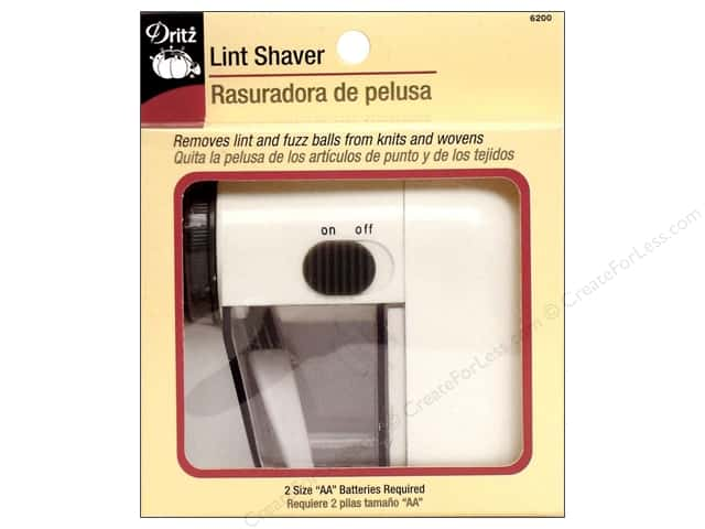 Lint Shaver by Dritz White