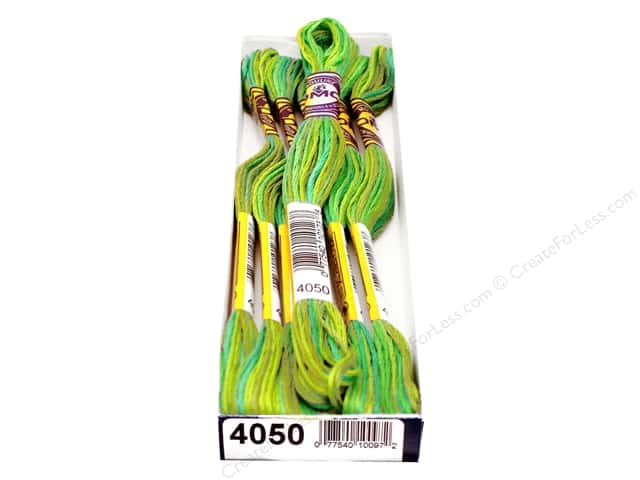 DMC Color Variations Floss 8.7 yd. #4050 Roaming Pastures (6 skeins)