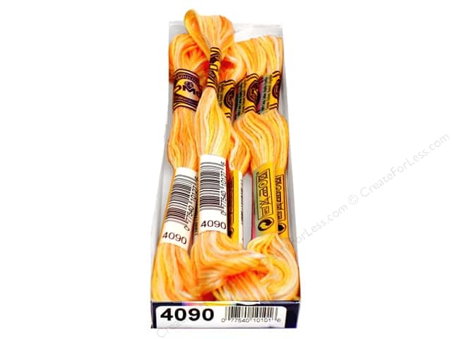 DMC Color Variations Floss 8.7 yd. #4090 Golden Oasis (6 skeins)
