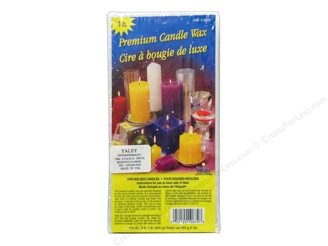 Yaley Premium Candle Wax 1 lb.