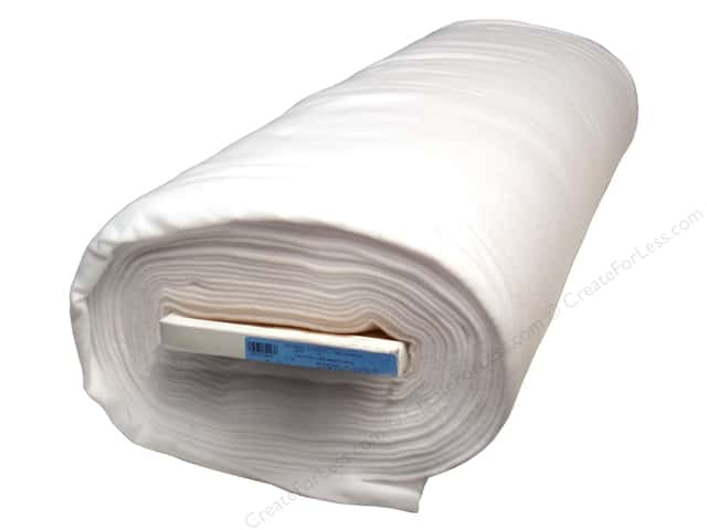 Kunin Rainbow Classic Felt 36 in. x 20 yd. White (20 yards)