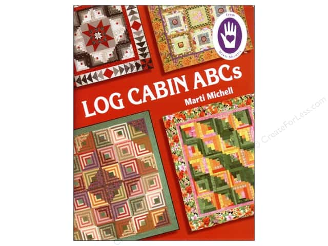 Log Cabin Abcs Book Createforless