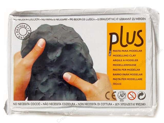 Activa Plus Clay 2.2 lb. Black