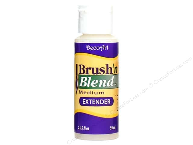 DecoArt Medium Brush'n Blend Extender