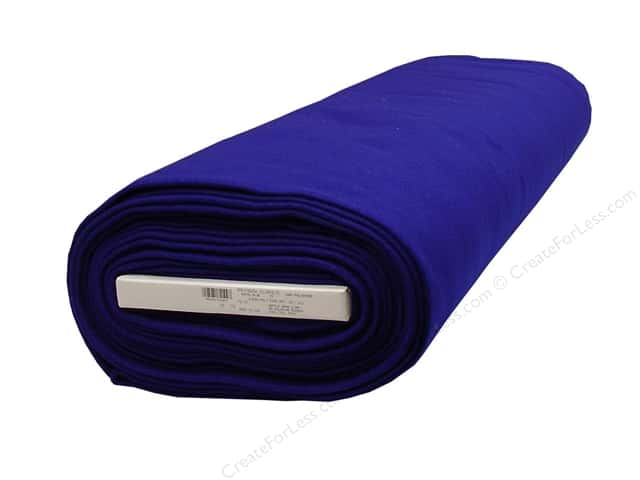 Kunin Rainbow Classic Felt 72 in. x 10 yd. Royal Blue