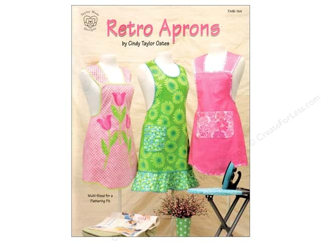 Taylor Made Retro Aprons Book