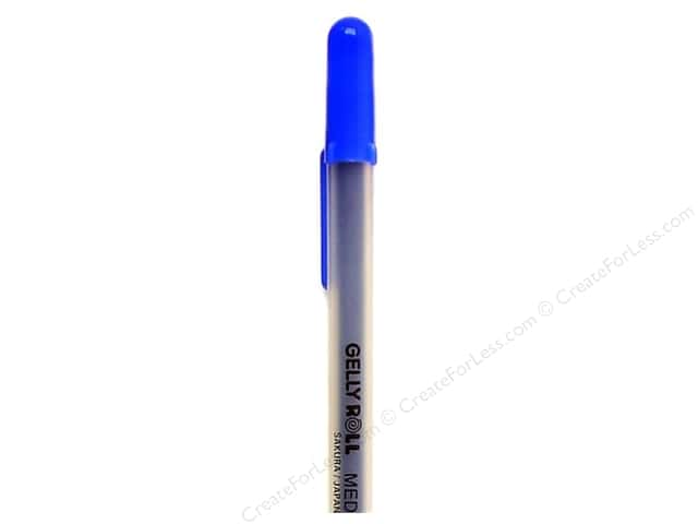 Sakura Gelly Roll Pen Medium Point Blue